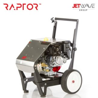 Jetwave Petrol Powered Cold Water Pressure Cleaners