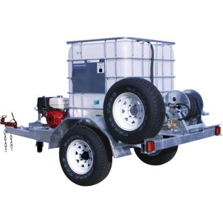 Trailer Mounted Pressure Cleaners